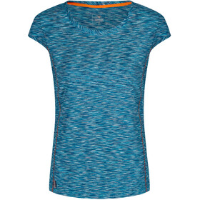 Regatta Hyperdimension Shortsleeve Shirt Women blue